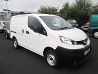 2011 NV200 ONLY 37K (PRICE INCLUDES VAT)