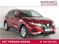 Nissan Qashqai 1.3 SV SS MY19 4DR